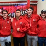 6 Waverley players about to head off to college